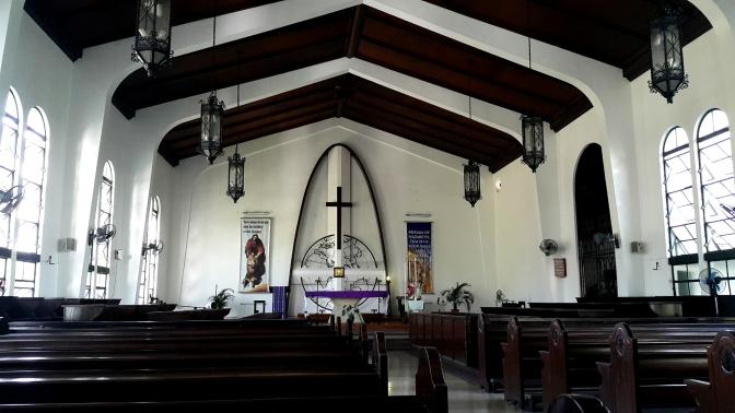 1952-54 Maryknoll College Chapel