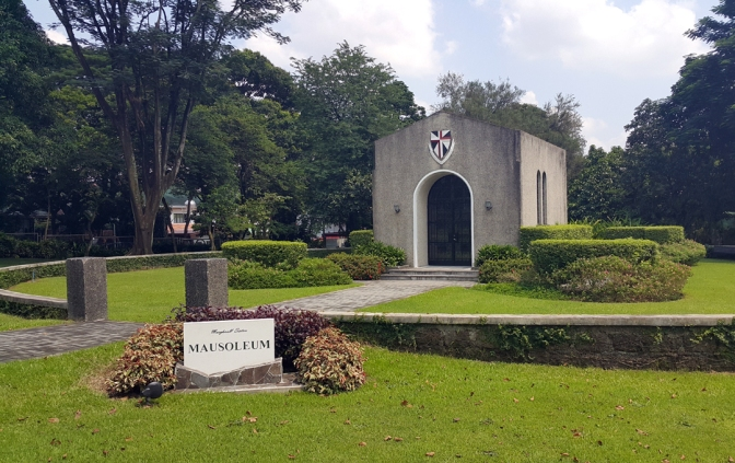 06 1950s Maryknoll Sisters Mausoleum 1