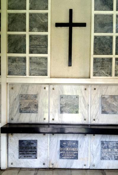 1950s Maryknoll Sisters Mausoleum