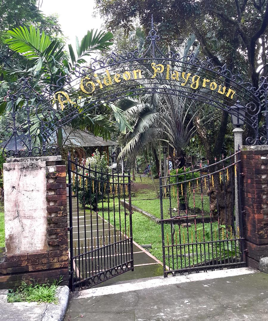 08 1938-49-59 A. Gideon Playground, Balara Filters Park, Quezon City
