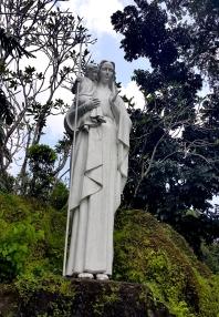 1958 Our Lady Shepherdess - Miriam College