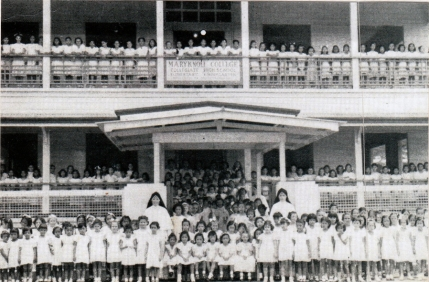 1949 Maryknoll College Day