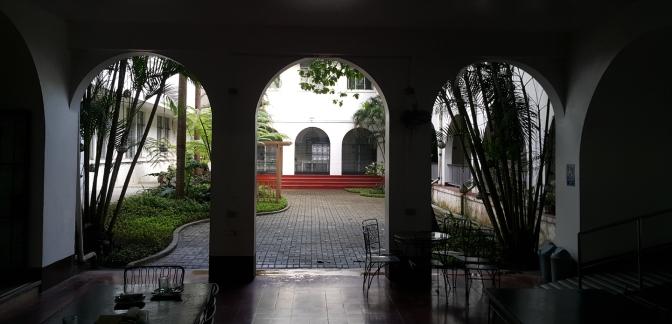 1952 Maryknoll College 1989 Miriam College (est 1926)