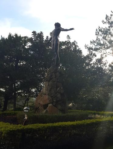 1962 Anastacio Caedo - Oblation, UP Baguio
