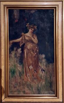 1890s Juan Luna – Idilio (Idyll)
