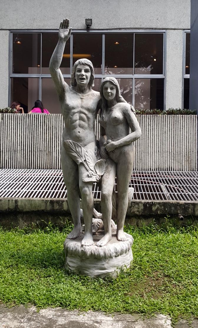 06 1974 Anastacio Caedo - Malakas at Maganda (Marcos Collection) Vargas Museum