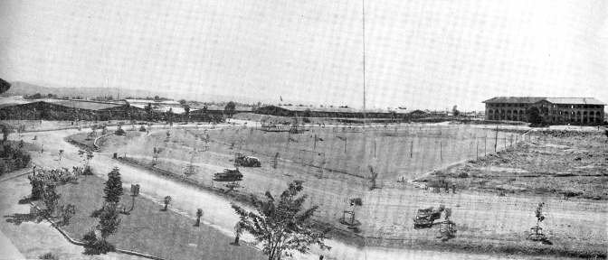 1950s Sunken Garden, UP Diliman
