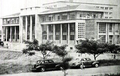 1957 Gonzales Hall, UP Diliman