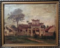 Santos Resurreccion Novicio - Residence in Hanoi (undated)