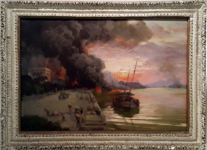 01-1942-fernando-amorsolo-bombing-of-intendencia