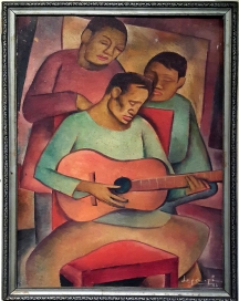 1946 Cesar Legaspi - The Guitarist