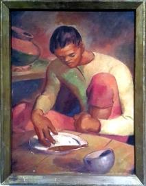 Cesar Legaspi - Frugal Meal