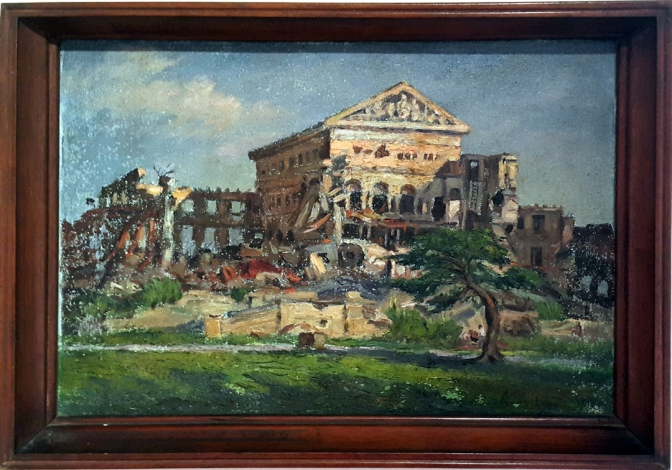 04-1946-miguel-galvez-ruins-of-legislative-building