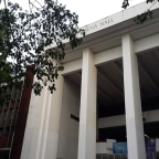 University of the Philippines, Quezon City: Palma Hall and the PHAN