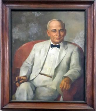 1963 Ferndando Amorsolo - Alejandro Roces (1875-1943)