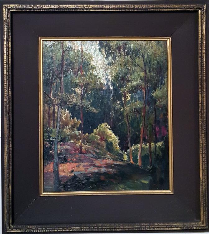 11 Juan Arellano - A Forest