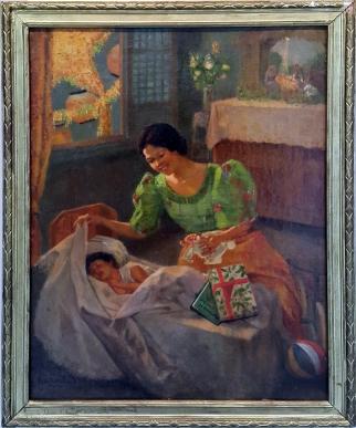 1942 Emilio G. Santiago- Christmas Eve