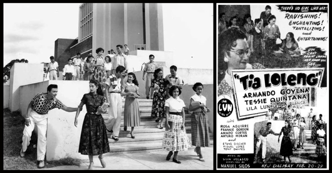 1952 Tia Loleng by LVN Pictures, Palma Hall, UP Diliman