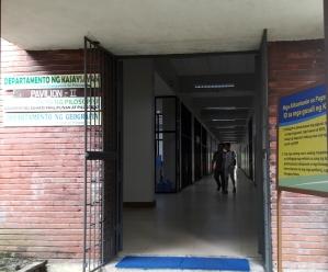 Science Pavilions