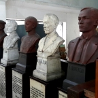 University of the Philippines, Quezon City: The Graciano Nepomuceno collection at the Third Floor of the Gonzales Hall