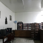 University of the Philippines, Quezon City: Art in the Unexplored Basement of the Gonzalez Hall