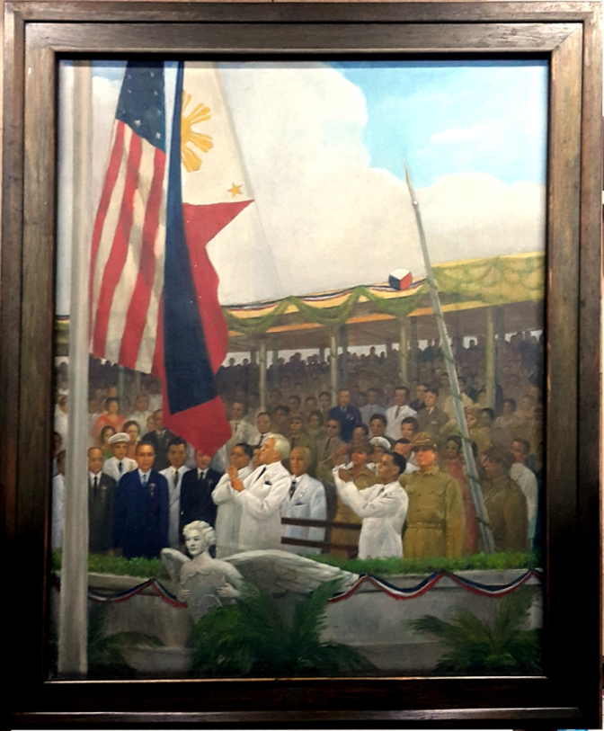 07-1957-dominador-castaneda-inauguration-of-the-republic-of-the-philippines-july-4-1946