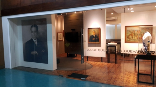 Judge Guillermo Guevara Collection