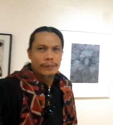2011 Lakan Olivares - Breaking the Masks