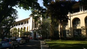 1948 Juan M. Arellano - Malcolm Hall, UP College of Law