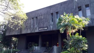 1972 Juan Nakpil - Romulo Hall, Asian Center & Institute of Islamic Studies