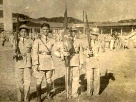 1938-41 Cadet officers type C khaki uniform