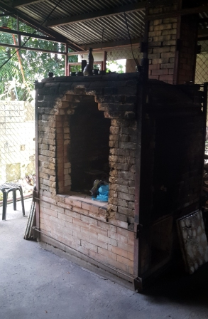 CFA Ceramic Studio Kiln