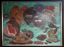 1980 Juan S.P. Hidalgo Jr. - Untitled