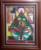 1981 Juan S.P. Hidalgo Jr. - Untitled