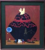 1986 Juan S.P. Hidalgo Jr. - Untitled