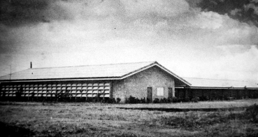 1957 U.P. High School Building along Katipunan Avenue, Quezon City