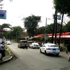 The University of the Philippines, Quezon City: Pres. Jose. P. Laurel Avenue
