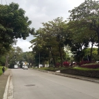 University of the Philippines, Quezon City: Ramon Magsaysay Avenue