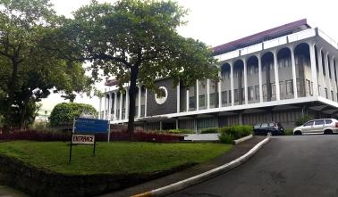 1963-64 Jorge Tabago Bocobo (1886-1965) Hall & Law Center