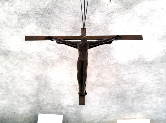 1955 Napoleon Abueva - Christ Crucified