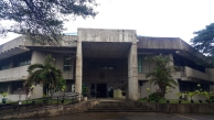 1988 UP College of Science Library and Administrative Building