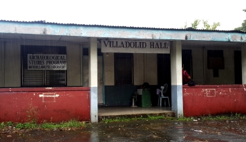 Deogracias V. Villadolid (1896-1976 Father of Fisheries Education) Hall