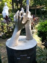 2016 Maria Laura V. Ginoy - Via Crucis II The Agony in Gethsemane