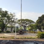 Commonwealth Avenue, Quezon City: Monuments in the Philippine Nuclear Research Institute