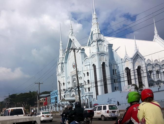2014 Iglesia ni Cristo Lokal ng Capitol (est. 1971), Commonwealth Avenue