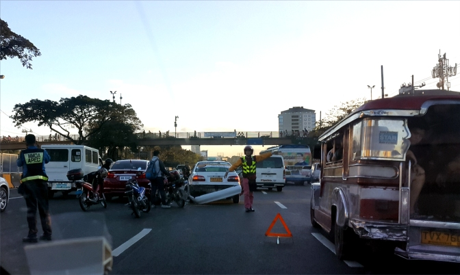 Commonwealth Avenue Accident