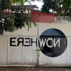 Commonwealth Avenue, Quezon City: EREHWON Center for the Arts / Part 1: The Dream