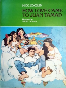 1979 Nick Joaquin's Pop Stories For Groovy Kids - How Love Came to Juan Tamad