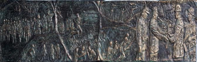 2016-17 Al Giroy - Kagitingan: WWII and the Struggle against the Japanese