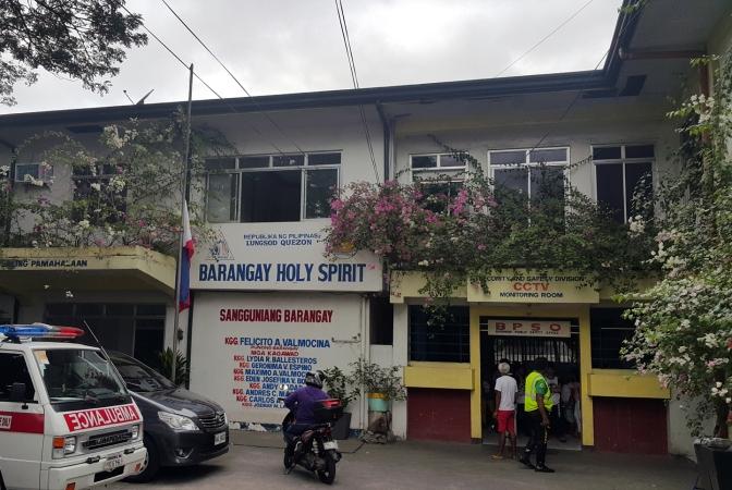 1982 Barangay Holy Spirit